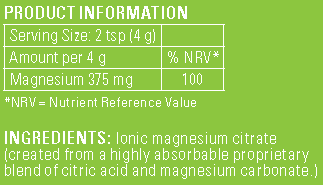 Mag365 Magnesium supplement